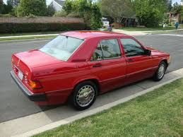 190e 1990 mercedes mercedes 190e 2 6 6 cylinder 4 door sedan 1990 for sale