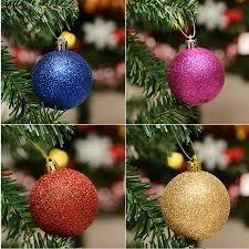 aliexpress com buy large plastic christmas balls 24 pcs lot for