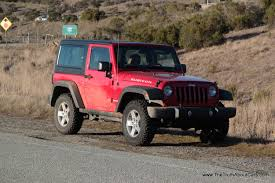 maroon jeep wrangler 4 door review 2012 jeep wrangler rubicon the truth about cars
