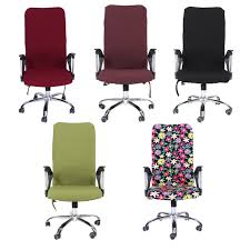 computer chair covers computer chair covers l m s removable stretch swivel office