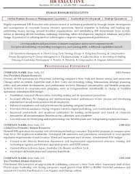 Sample Hr Resumes For Freshers by Hr Resume Templates Download Hr Manager Resume Samples Hr Manager