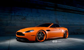 aston martin matte black gallery orange aston martin v8 vantage roadster on d2forged