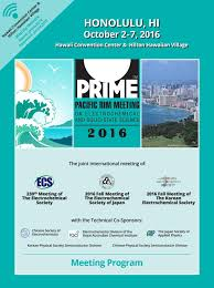 2016 prime meeting program by the electrochemical society issuu