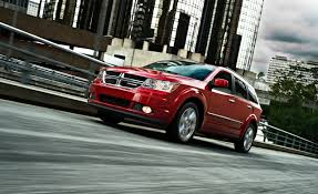 Dodge Journey Manual - 2011 dodge journey drive dodge journey review u0026ndash car and driver