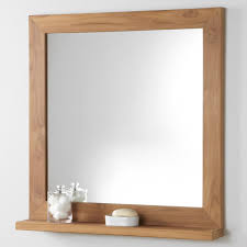 Bathroom Mirror With Shelf by 30