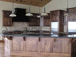 Rustic Kitchen Cabinets Utah Swirl Woodcraft - Rustic kitchen cabinet