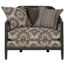 Patterned Accent Chair City Furniture Colburn Multi Fabric Accent Chair