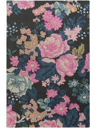 Pink Floral Rugs 123 Best R U G S Images On Pinterest Area Rugs Anthropology And