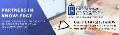 Cape Cod Technology Council - realtor benefit cape cod community college powering the r