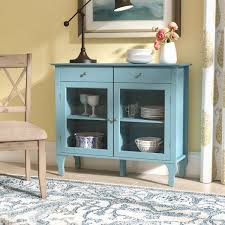 blue sideboards u0026 buffets you u0027ll love wayfair