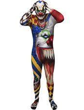 age 8 16 boys krazed jester costume mask halloween fancy dress the 25 best scary clown fancy dress costume ideas on pinterest