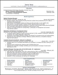 Research Assistant Sample Resume by Download Mba Resume Sample Haadyaooverbayresort Com