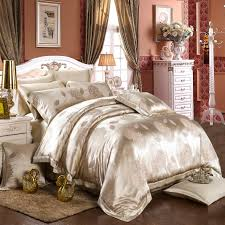 silk bed linen of high quality mulberry silk daisy