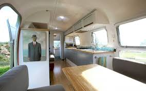 Rv Interiors Images Vintage Airstream Remodel Ideas Rv Travel Interior Design