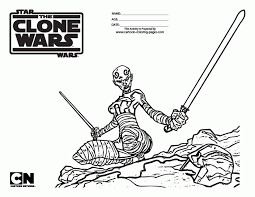 clone wars coloring pages for ventress 489841 coloring pages for