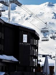 ski rental holidays val thorens hotel le val thorens