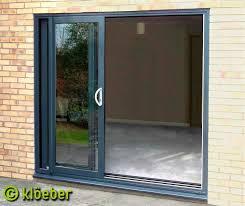 Aluminum Patio Door Sliding Patio Door Aluminum Glazed Kloeber