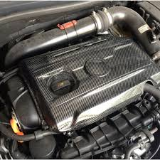 lexus is250 engine cover aliexpress com buy golf 6 gti scirocco carbon fiber engine