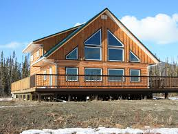 building an a frame cabin timber frame homes house plans post beam green