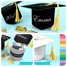 graduation boxes free appreciation gift to print and make