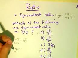 free math tutorial tutoring lesson learning ratio concept with