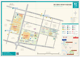Northeastern University Campus Map National Taiwan University Campus Location U0026 Area