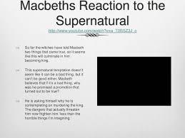 supernatural themes in hamlet supernatural in shakespeare plays se jacobean shakespeare