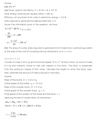 ncert solutions for class 11th physics chapter 6 u2013 work energy