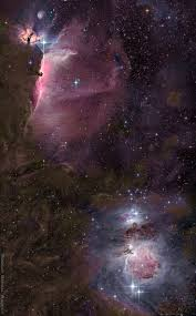 598 best the cosmos images on pinterest outer space the the flame horsehead and orion nebulae