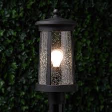 Outdoor Post Light Woodberry Outdoor Post Lantern Outdoor