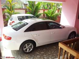 audi a4 service cost india my white 14 audi a4 tdi 177 bhp with drive select team bhp