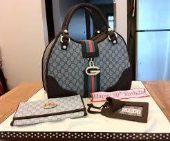 designer handbag cakes gucci purses handbag cakes and gucci
