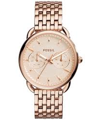 rose tone stainless steel bracelet images Fossil women 39 s tailor rose gold tone stainless steel bracelet tif