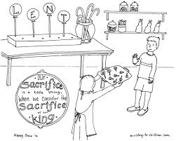 lent coloring pages throughout creativemove me