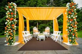 indian wedding decoration rentals rent indian wedding mandap portland oregon