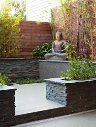 asian landscaping ideas landscape asian with stone water feature