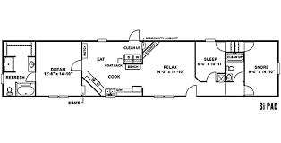Mobile Home Floor Plans by Ohio Modular Homes Manufactured Home Ohio Mobile Homes Ohio