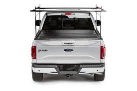 Ford F150 Truck Rack - 2015 2018 ford f 150 hard folding tonneau cover rack combo