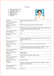 curriculum vitae format for job application sri lanka 7 curriculum vitae format for job application budget template