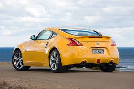 nissan sports car 370z price nissan sports car plans on hold motor