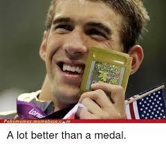 Medal Meme - pok礬memes memebaseac a lot better than a medal meme on esmemes com