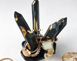 modern crystal ring holder images Crystal ring holder modern mud ring holder ceramic jpg