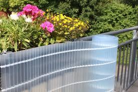sichtblende balkon uncategorized geräumiges pvc sichtschutz teak bambus balkon