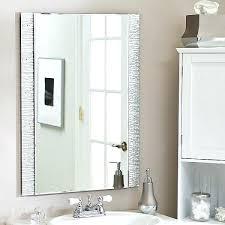 vanity bathroom mirror bathroom mirror frames diy easywash club