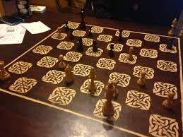 diy celtic knot chess table album on imgur