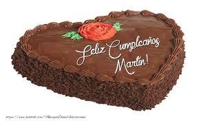 imagenes que digan feliz cumpleaños martin torta feliz cumpleaños martín felicitaciones de cumpleaños para