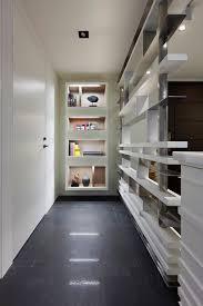 stylish open plan apartment in taipei showcasing futuristic design