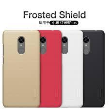 Redmi 5 Plus Nillkin Frosted Shield Matte Cover For Xiaomi Redmi 5