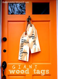 thanksgiving front door decorations beautiful that s my letter w