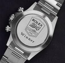 Daytona Modern Dark Grey Eco The Rolex Daytona Watch Given To Winner Of 2017 Rolex 24 Hours Of